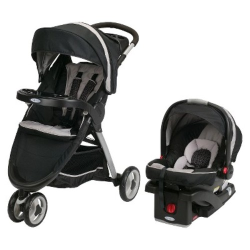 Graco FastAction Fold Sport Click Connect Travel System