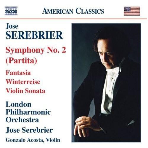 Symphony No 2: Partita
