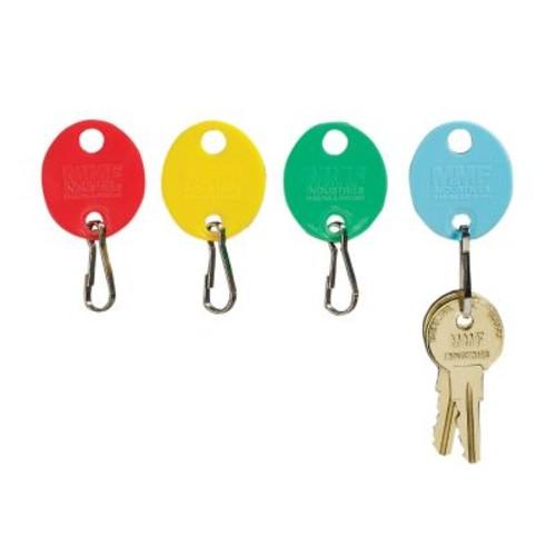 MMF Industries STEELMASTER Dupli-Key Two-Tag Cabinet, Sand, 30 Key Capacity