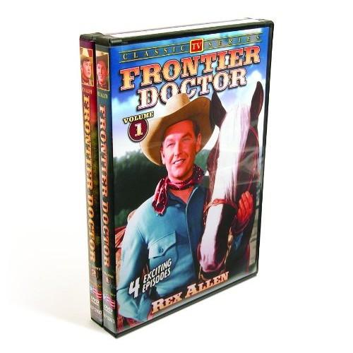 Frontier Doctor, Vols. 1 & 2 [2 Discs] [DVD]