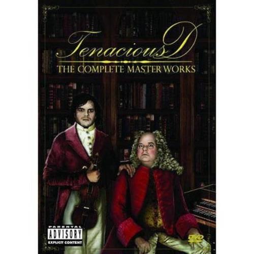 Tenacious D - Complete Masterworks (DVD)