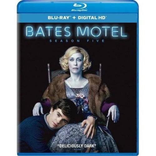 Bates Motel: Season Five [Blu-Ray] [Digital HD]