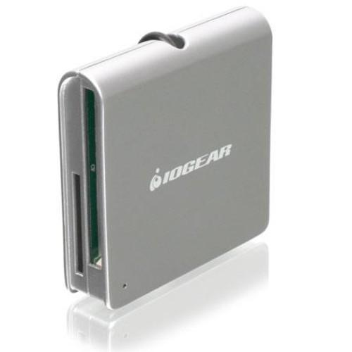 IOGEAR 50-in-1 USB 2.0 Pocket Flash Memory Card Reader/Writer, GFR210