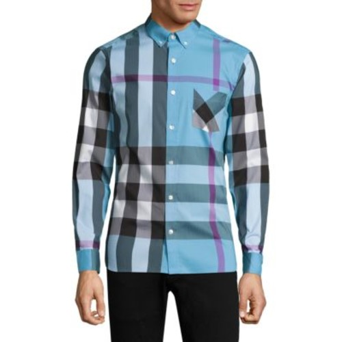 BURBERRY Thornaby Button-Down Shirt