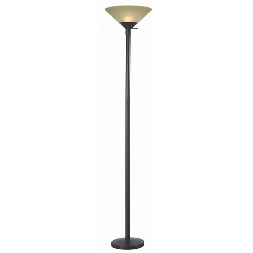Kenroy Home 32110ORB - Wendell Torchiere Oil Rubbed Bronze Finish