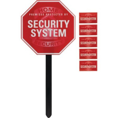 GE Security Sign (45400)