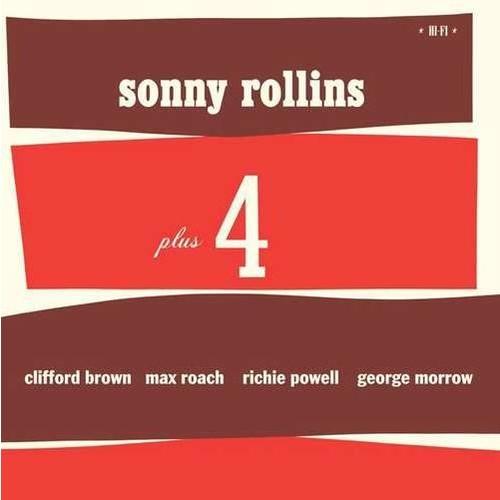 Sonny Rollins Plus 4 [LP] - VINYL