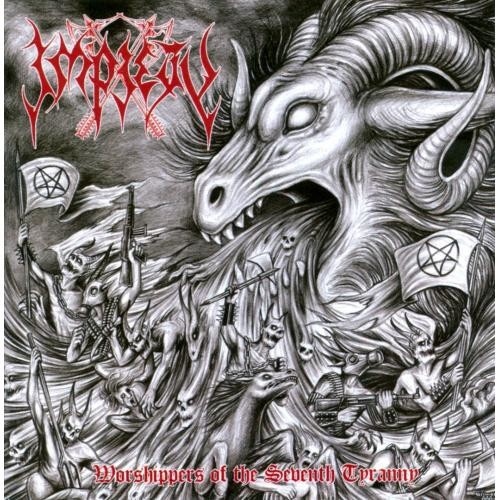 Worshippers of the Seventh Tyranny [CD]
