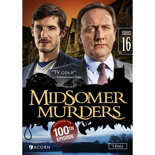 Midsomer Murders: Series 16 [DVD]