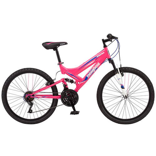 Mongoose 24in Girl's Spectra Mountain bike
