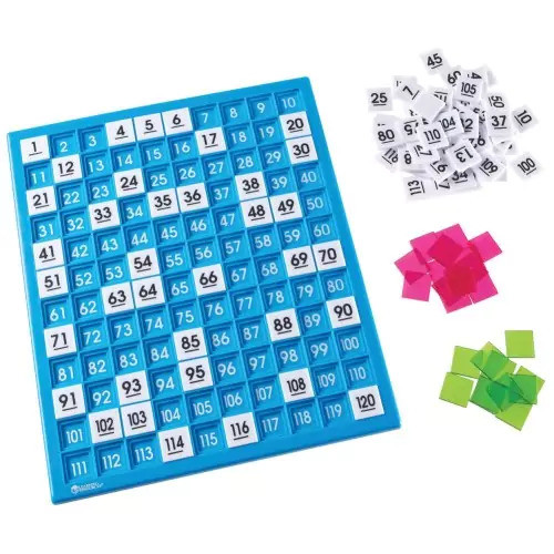 Learning Resources Learning & Educational Toys Number Board 120