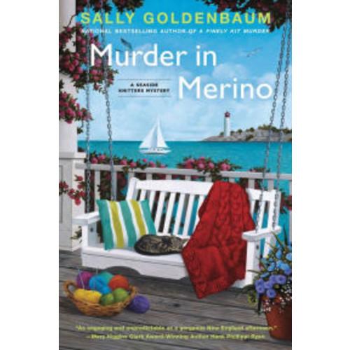 Murder in Merino (Seaside Knitters Mystery Series #8)