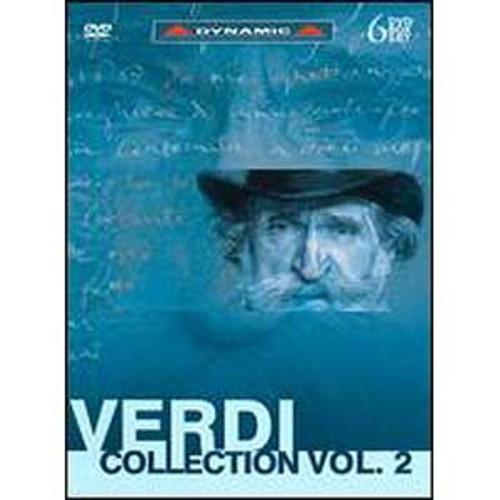 Verdi Collection, Vol. 2 [6 Discs]