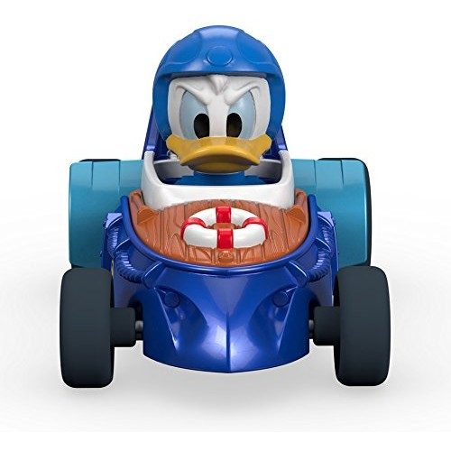 Fisher-Price Disney Mickey and the Roadster Racers - Donald's Cabin Cruiser Die-cast Vehicle