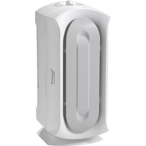 Hamilton Beach 04383 True Air Allergen-Reducing Air Cleaner, White [White, Standard Packaging]