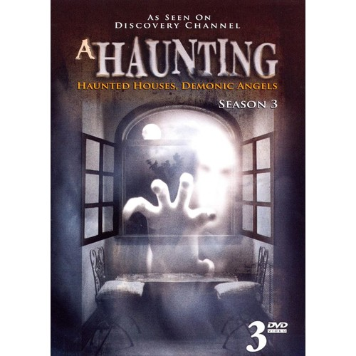 A Haunting: Season 3 [3 Discs] [DVD]