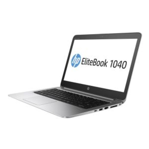 HP EliteBook 1040 G3 - Ultrabook - Core i7 6500U / 2.5 GHz - Win 10 Pro 64-bit - 8 GB RAM - 256 GB SSD SED - 14