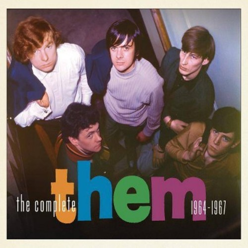 The Complete Them: 1964-1967 [CD]