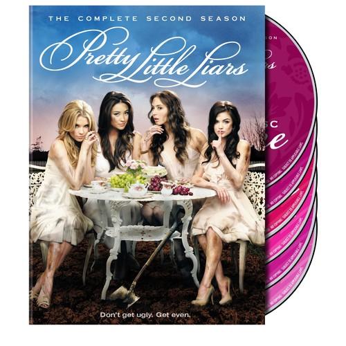 Pretty Little Liars: The Complete Second Season (DVD)