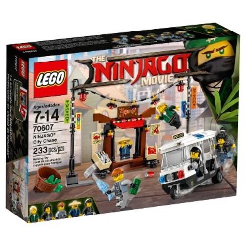 LEGO Ninjago NINJAGO City Chase 70607