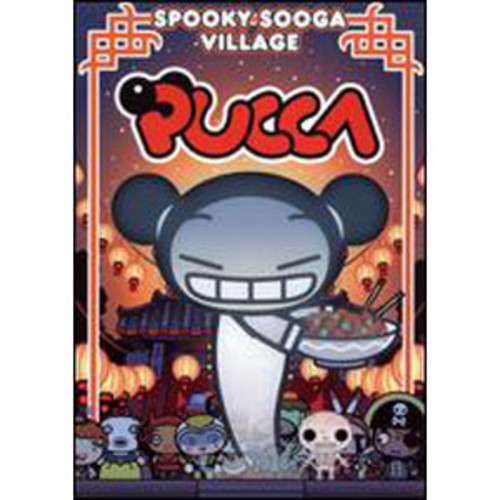 Pucca: Spooky Sooga Village [Full Screen]