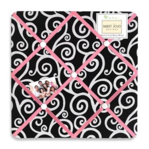 Sweet Jojo Designs Madison Fabric Memo Board