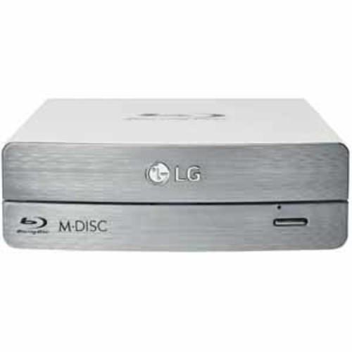 LG External Blu-ray/DVD Writer for 3D Blu-ray Disc Playback & M-DISC