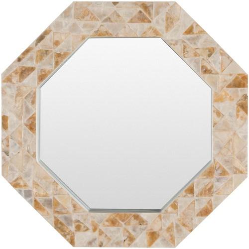 Artistic Weavers Kamala 27.6 in. x 27.6 in. MDF Framed Mirror