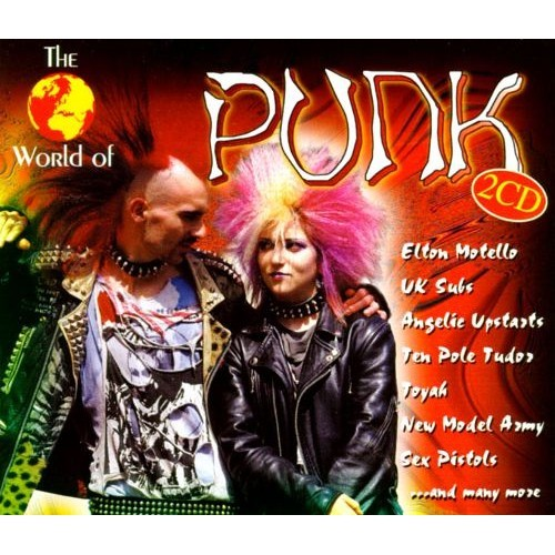 The World of Punk [CD]