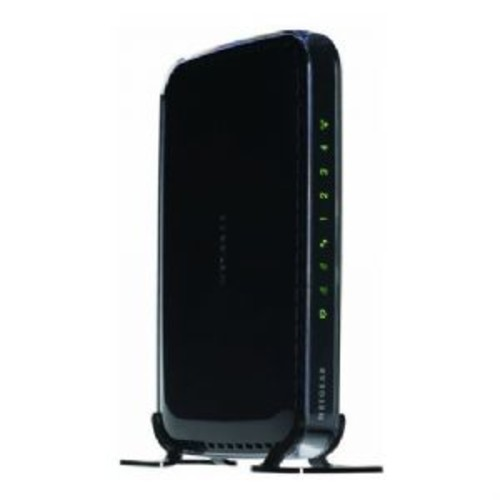 NetGear N600 WiFi Range Extender - Dual-Band, 300Mbps, 2.4Ghz/5Ghz, 4x LAN Ports, w/ LED Indicator, Refurbished - WN2500RP-100NAR