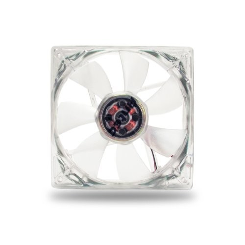 Antec PRO 80MM 80mm Case Fan Pro with 3-Pin & 4-Pin Connector (Discontinued by Manufacturer)