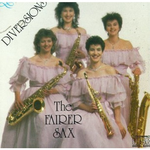 Diversions With the Fairer Sax