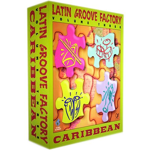 in Groove Factory Volume 3 Caribbean REX Apple WAV (Download)