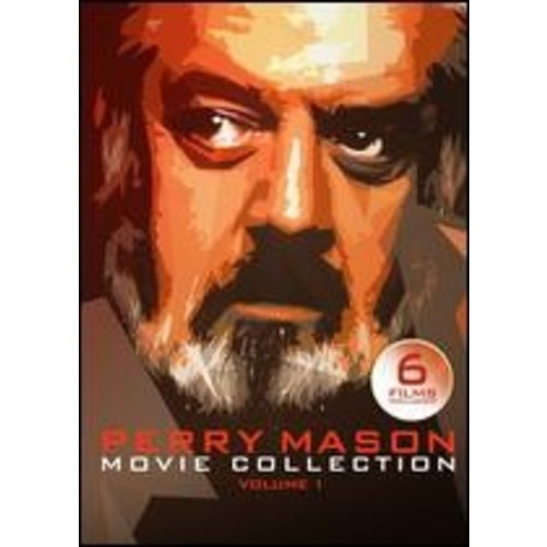 Perry Mason Movie Collection: Volume One [3 Discs] [DVD]