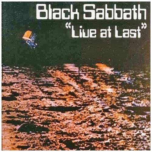 LIVE AT LAST - BLACK SABBATH