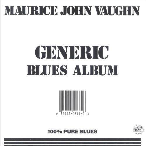 Generic Blues Album [CD]
