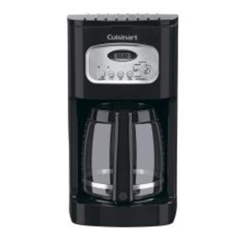 Cuisinart DCC-1100BKFR 12-cup Programmable Coffeemaker (Refurbished)