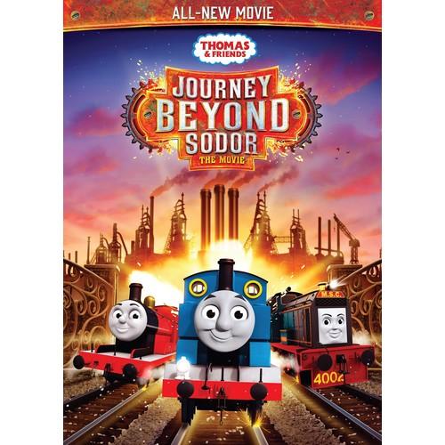 Thomas & Friends: Journey Beyond Sodor [DVD] [2017]