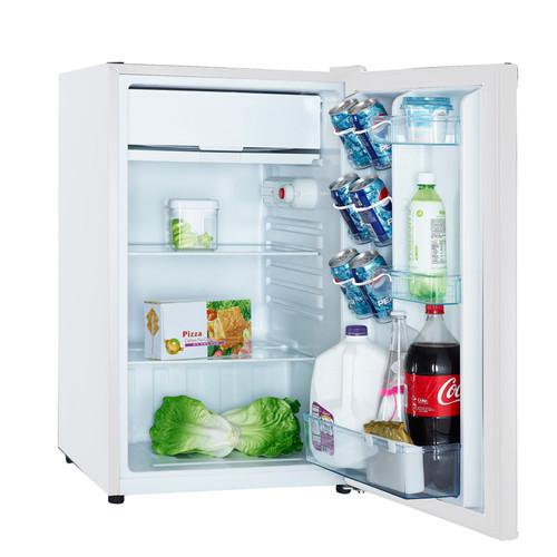 Avanti 4.4 Cu. Ft. Compact Refrigerator - White