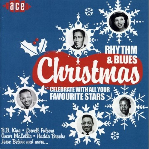 Rhythm & Blues Christmas [Ace] [CD]
