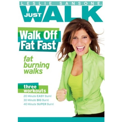 Leslie Sansone: Just Walk - Walk Off Fat Fast [DVD]