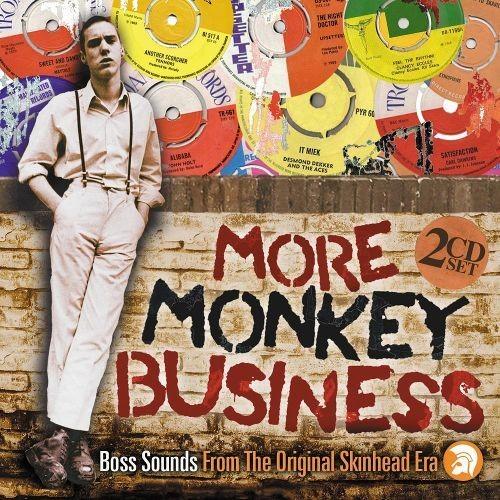 Monkey Ska CD