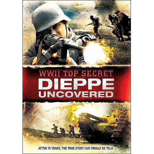 WWII Top Secret: Dieppe Uncovered [DVD] [2012]