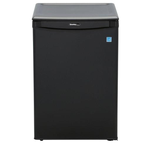 Danby 2.6 cu. ft. Mini Refrigerator in Black
