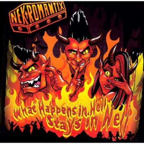 What Happens in Hell, Stays in Hell! [LP] - VINYL