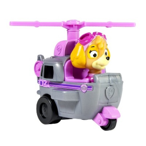 Paw Patrol Racers Skye Figure and Vehicle