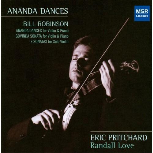Bill Robinson: Ananda Dances [CD]