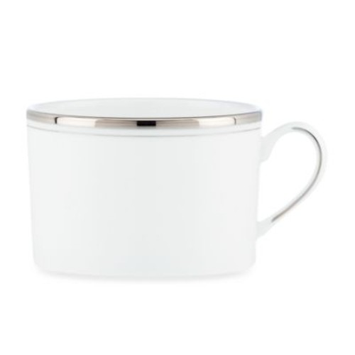 kate spade new york Library Lane Platinum 7 oz. Teacup