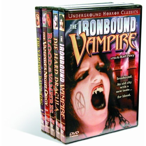Vampires: Ironbound Vampire