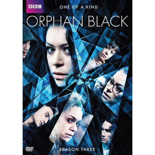 Orphan Black: Season Three [3 Discs] [DVD]
